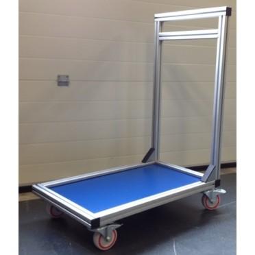 PFE plateauwagen voor Merkur, triton en materiaalvaten