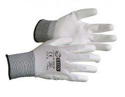 Spuithandschoenen wit 12 paar