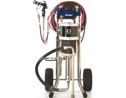 Graco Merkur 36:1 100cc airmix verfspuitinstallatie op kar